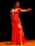 Amira Elena danza orientale