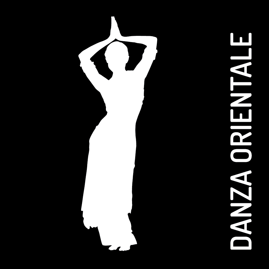 Danza Orientale - icona Dance Emotion nera
