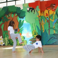 Capoeira Bambini - Dance Emotion