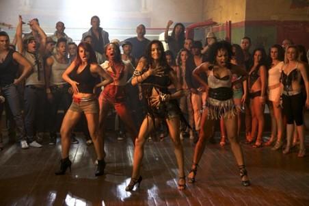 balli latini di gruppo donne