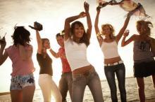 balli latini di gruppo SPIAGGIA