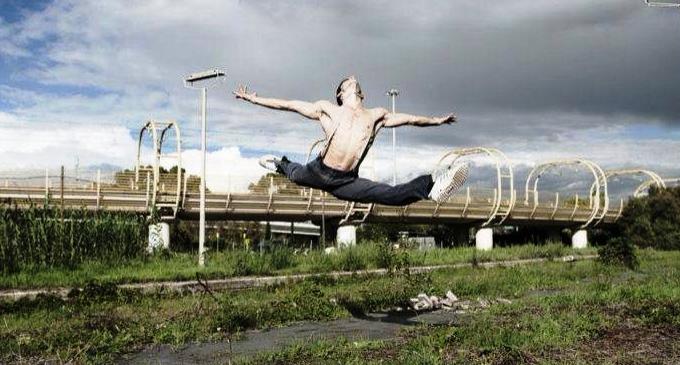 Valerio Moro – Stage di danza inDE
