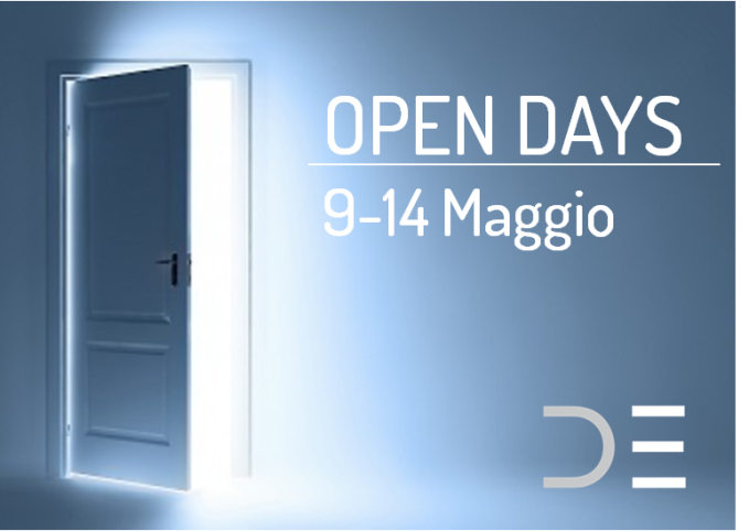 Apriamo le porte: OPEN DAYS