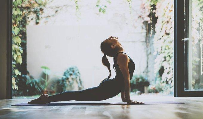 Domenica Yoga
